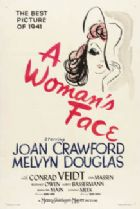 A Woman's Face 1941 DVD - Joan Crawford / Melvyn Douglas